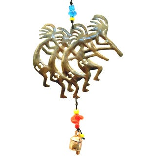 Handmade Ko Ko Tribe Wind Chime (India)