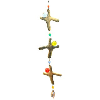 Handmade Oh The Fun Wind Chime (India)
