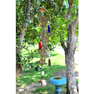 Handmade Tree of Birds Wind Chime (India)