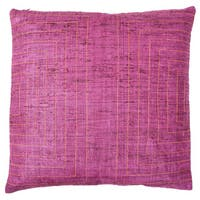 Jiti 20 x 20-inch Streams Blush Decorative Throw Pillow - 20 x 20