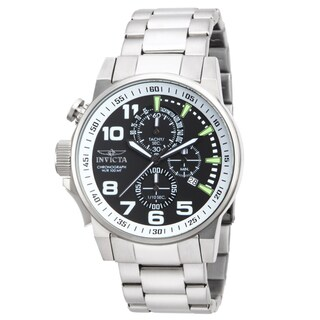 Invicta Men's IN-14955 Stainless Steel 'Force' Chronograph Quartz Watch