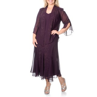 10a3b259fd8 Plus Size Purple Dress – Fashion dresses