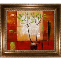 Together' Hand Painted Framed Canvas Art