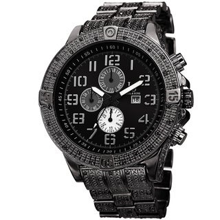 Joshua & Sons Men's Bold Multifunction Dazzling Black Bracelet Watch with FREE GIFT|https://ak1.ostkcdn.com/images/products/9082557/Joshua-Sons-Mens-Bold-Multifunction-Dazzling-Bracelet-Watch-P16273358.jpg?_ostk_perf_=percv&impolicy=medium