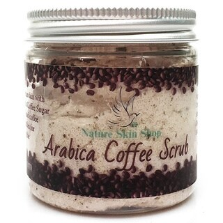 Arabica Coffee 5-ounce Whipped Sugar Scrub