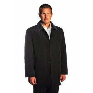 Jean Paul Germain Men's Black Juneau Coat