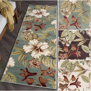 Alise Caprice Transitional Area Rug - 2'3 x 7'7