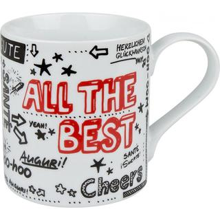 Konitz All the Best Mugs (Set of 4)