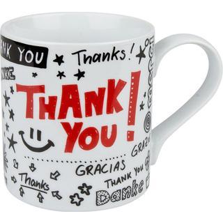 Konitz Thank You Mugs (Set of 4)