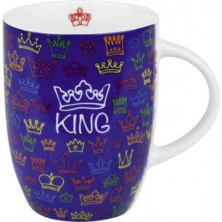 Konitz Royal Family King Mugs (Set of 4)