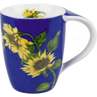 Konitz Sunflower Mugs (Set of 4)