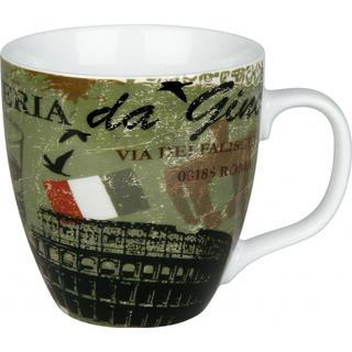 Konitz Cosmopolitan Italy Mugs (Set of 4)