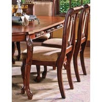 Greyson Living Melodie Dining Chair (Set of 2) - 41 inches high x 22 inches wide x 27 inches deep