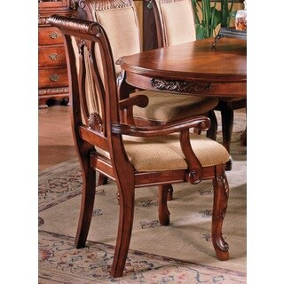 Greyson Living Melodie Arm Chair (Set of 2) - 41 inches high x 25 inches wide x 27 inches deep