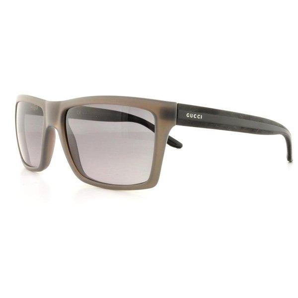 c1d3e58f3d7 Shop Gucci Men s  GG1013 S  Gradient Sunglasses - Grey - Large ...