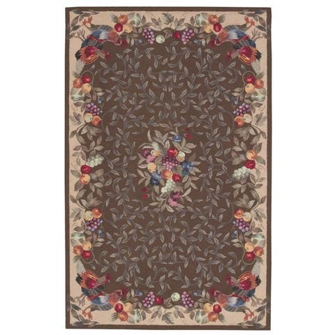 Nourison Country Heritage H358 Area Rug