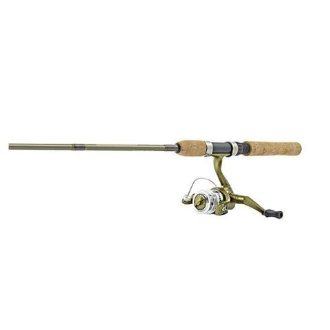 South Bend Microlite Spinning Combo