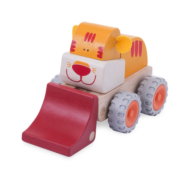 Tiger Loader Toy Truck