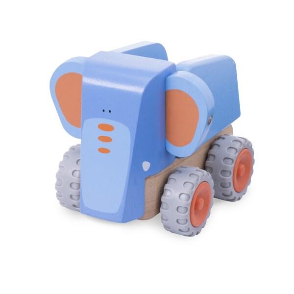 Elephant Dumper Toy Truck