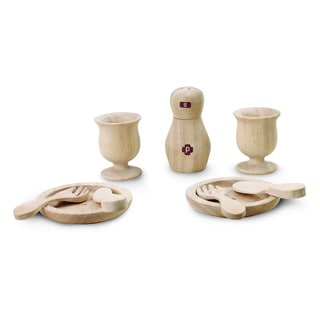 Wooden Dining Toy Set