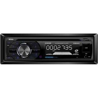 BOSS AUDIO 508UAB Single-DIN CD/MP3 Player, Receiver, Bluetooth, Wire
