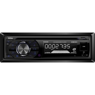 BOSS AUDIO 506UA Single-DIN CD/MP3 Player, Receiver, Wireless Remote