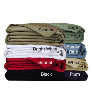 Link to Cottonpure 100% Sustainable Cotton Filled Blanket Similar Items in Blankets & Throws
