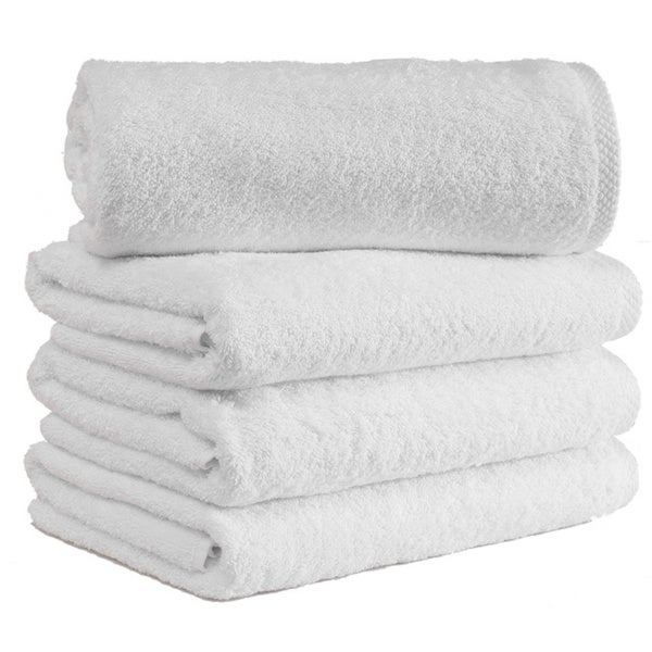 Salbakos Arsenal Turkish Cotton Quick Dry Spa Bath Towel (Set of 4)
