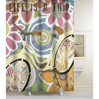 Life is a Trip Shower Curtain