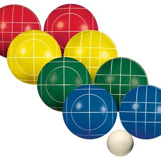 Franklin Sports Advanced 100mm Bocce Set