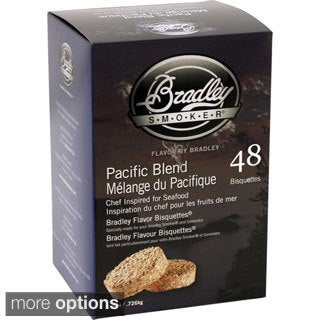Bradley Bisquettes 48 Pack