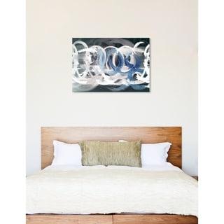 Oliver Gal 'Scriptica' Canvas Art