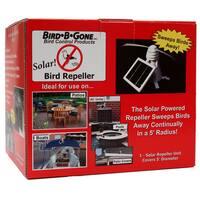 Solar Powered Bird Repeller