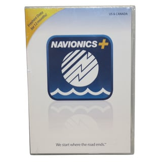 Navionics + Map Plus chip to download all info, Micro SD