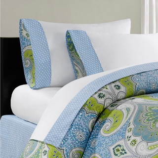 Echo Design Sardinia Cotton Sheet Set