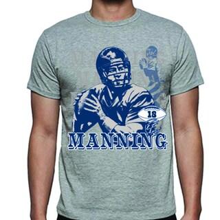Denver Broncos Peyton Manning Portrait T-shirt