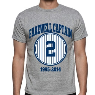New York Yankees 'Farewell Captain' T-shirt