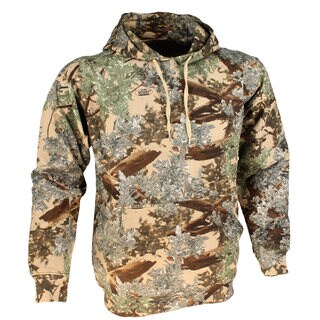 King's Camo Desert Shadow Cotton Hunting Hoodie (5 options available)