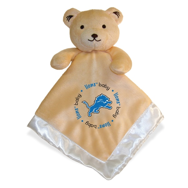 Shop Baby Fanatic Nfl Detroit Lions Snuggle Bear Free Shipping On