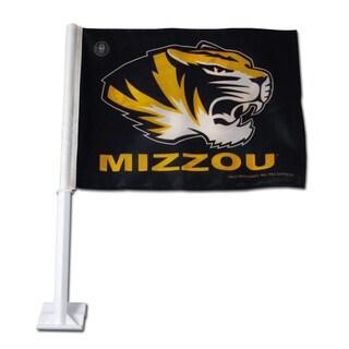 NCAA Missouri Tigers Car Flag