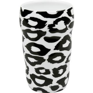 Konitz Double Walled Leopard Grip Mugs (Set of 2)