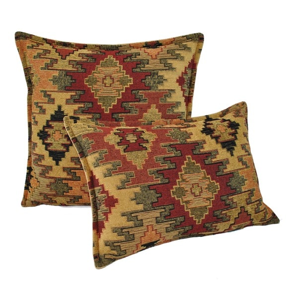 Austin Horn Classics Down Filled Throw Combo Pillows (Set of 2)