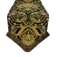 Austin Horn Classics Gustone Luxury Table Runner