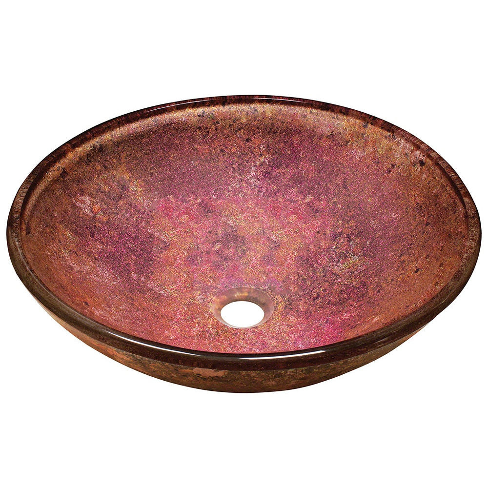 Buy Gold Finish Bathroom Sinks Online at Overstock | Our Best Sinks Deals