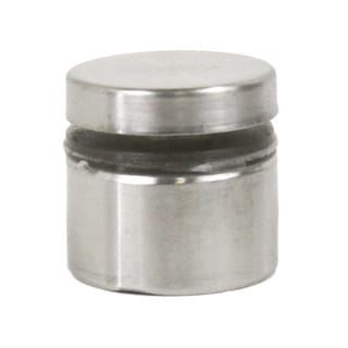 Stainless Steel 1-inch Standoff Hardware for Glass Display (Case of 32)
