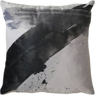 Maxwell Dickson Washing Wind Velour Throw Pillow