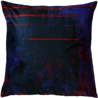 Maxwell Dickson Levels Velour Throw Pillow