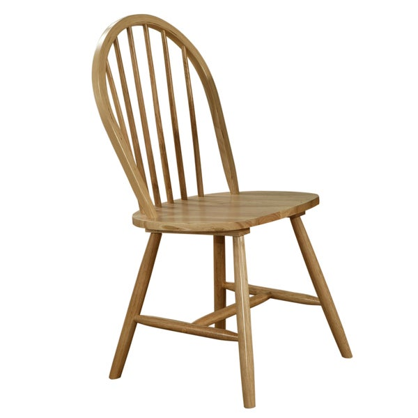 Coaster Company Damen Windsor Dining Chairs (Set Of 4)