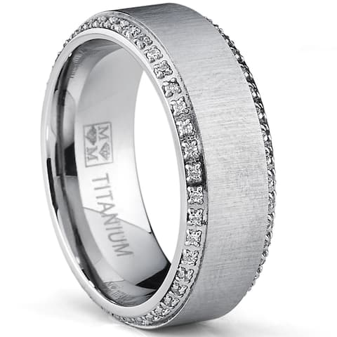 Mens Wedding Band.Buy Men S Wedding Bands Groom Wedding Rings Online At Overstock
