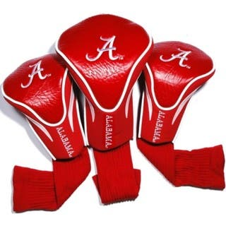 NCAA 3 Pack Golf Contour Sock Headcovers|https://ak1.ostkcdn.com/images/products/9086649/NCAA-3-Pack-Golf-Contour-Sock-Headcovers-P16276651.jpg?impolicy=medium